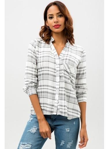 New Laviva Gömlek Beyaz